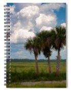 Wild Florida Spiral Notebook
