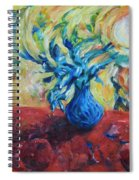 Wild Flower Spiral Notebook