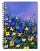 Wild Flowers 560908 Spiral Notebook