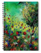 Wild Flowers 670130 Spiral Notebook