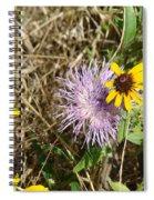 Wild Friends Spiral Notebook