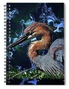 Wild Goliath Herona Spiral Notebook