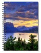 Wild Goose Island Spiral Notebook
