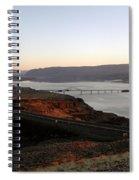 Wild Horse Lookout - Washington Spiral Notebook