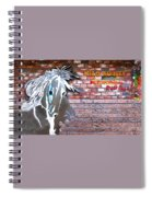 Wild Horses For Sale Spiral Notebook