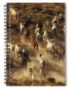 Wild Horses Gone Wild Spiral Notebook