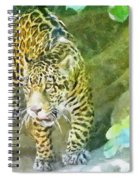 Wild In Spirit Spiral Notebook