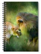 Wild Instinct Spiral Notebook