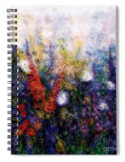 Wild Meadow Flowers Spiral Notebook