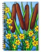 Wild Medley Spiral Notebook