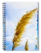 Wild Plant 2 Spiral Notebook