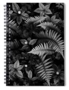 Wild Plants Spiral Notebook