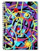 Wild Ride Spiral Notebook