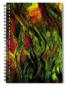 Wild Scape Spiral Notebook