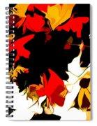 Wild Side Of A Flower Spiral Notebook
