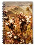 Wild West Mountain View Spiral Notebook