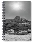 Wild West Rocks Spiral Notebook