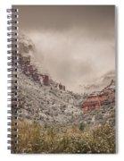 Boynton Canyon Arizona Spiral Notebook