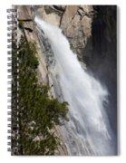Wildcat Falls  Spiral Notebook