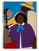 Wildfire A Tribute To Edmonia Lewis Spiral Notebook