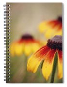Wildfire Wildflowers  Spiral Notebook