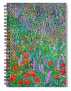 Wildflower Current Spiral Notebook