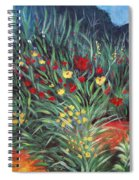 Wildflower Garden 2 Spiral Notebook