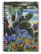 Wildflower Garden Spiral Notebook