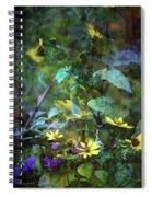 Wildflower Impression 4859 Idp_2 Spiral Notebook