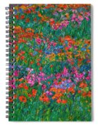 Wildflower Magic Spiral Notebook