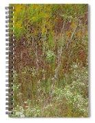Wildflower Tapestry In Jefferson County Spiral Notebook