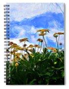 Wildflowers 11318 Spiral Notebook
