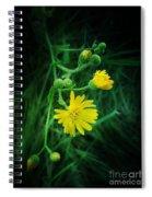 Wildly Yellow Spiral Notebook