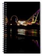 Wildwood New Jersey Spiral Notebook