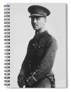 Wilfred Owen (1893-1918) Spiral Notebook