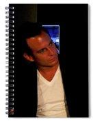 Will Arnett Spiral Notebook