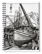 Will Fish Again Another Day Spiral Notebook