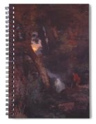 Will O The Wisp 1862 Spiral Notebook