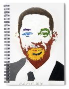 Will Smith Spiral Notebook
