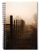 Will They Be Mist Spiral Notebook