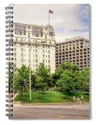 Willard Inter-continental Spiral Notebook