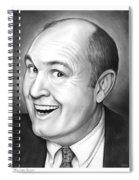 Willard Scott Spiral Notebook