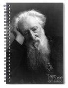 William Booth (1829-1912) Spiral Notebook