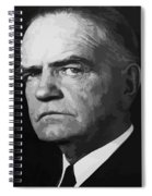 William Bull Halsey Spiral Notebook