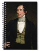 William C. Preston Spiral Notebook