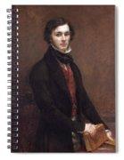 William Coningham Spiral Notebook