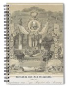 William IIi King Of The Netherlands Spiral Notebook