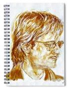 William Page, Portrait Spiral Notebook