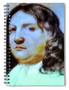William Penn Portrait Spiral Notebook