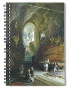 William Simpson Spiral Notebook
